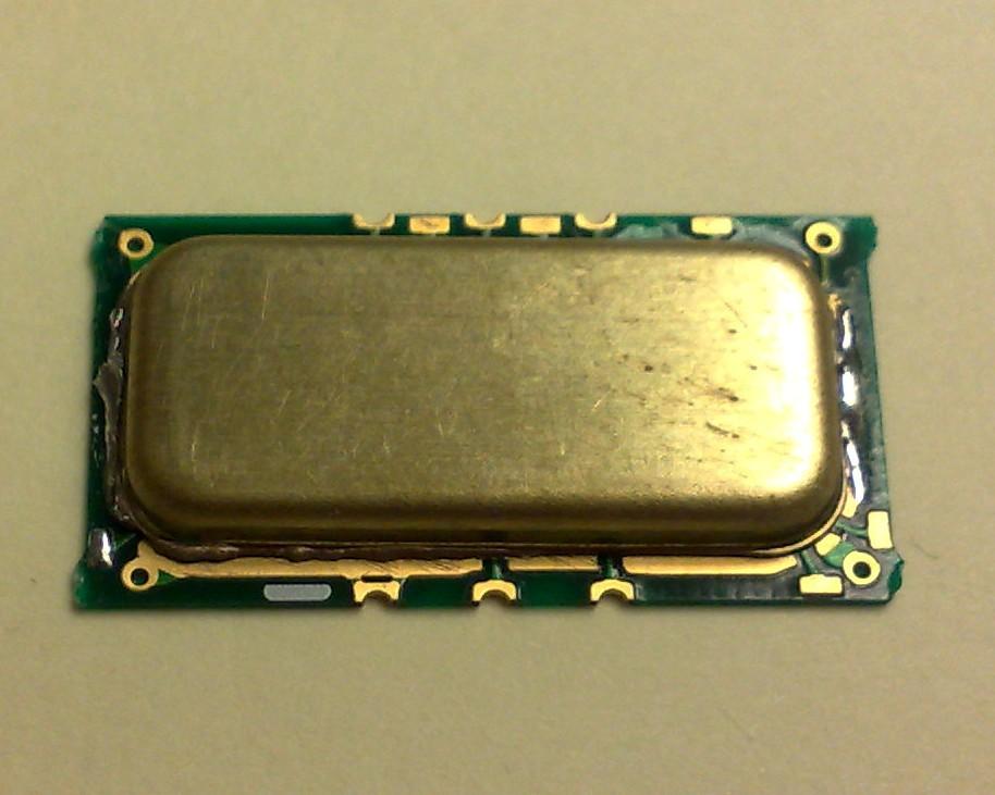 TRNG9880T (Sample units) Embedded SMT Random Number Generator